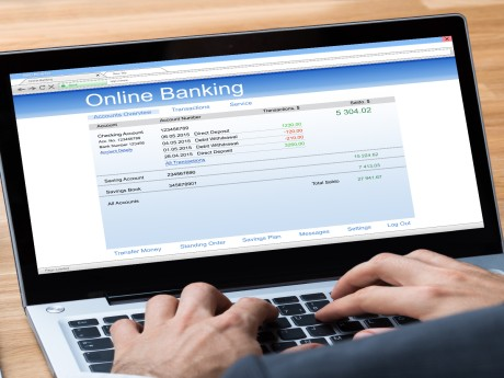How to Access Online Banking for the First Time